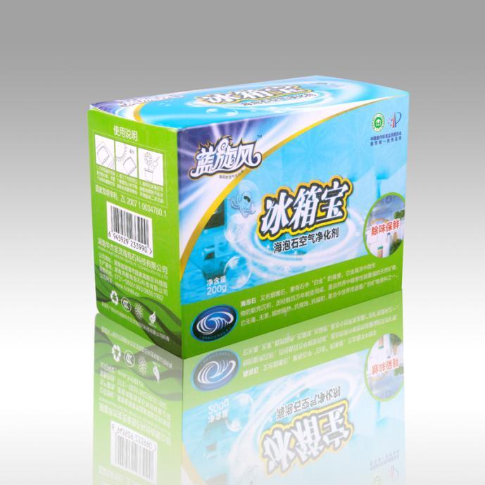 蓝旋风海泡石空气净化加盟优势
