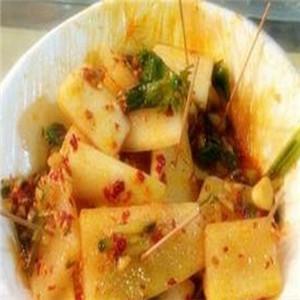古山寨泡菜