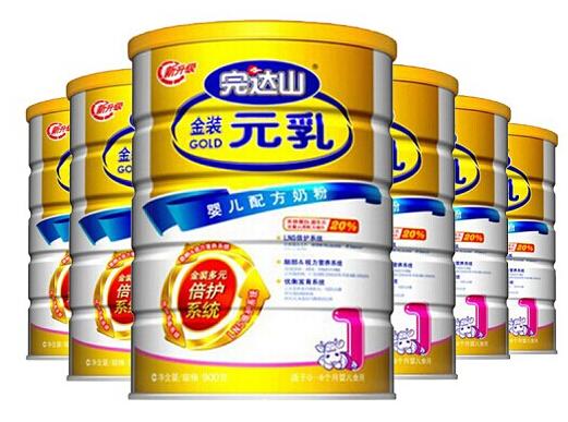 完达山奶粉价格表 如何代理完达山奶粉项目?