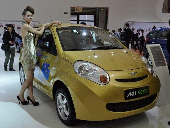 奇瑞电动汽车价格表 代理奇瑞电动汽车需要哪些要求?