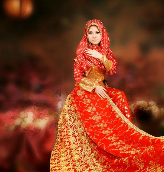 加盟穆斯林婚纱摄影流程
