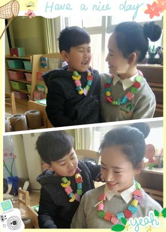河南省汝州市海天幼儿园:幸福的蒙氏孩子