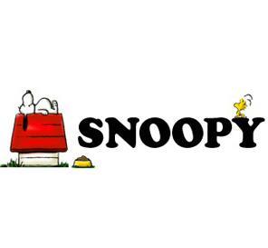 史努比SNOOPY