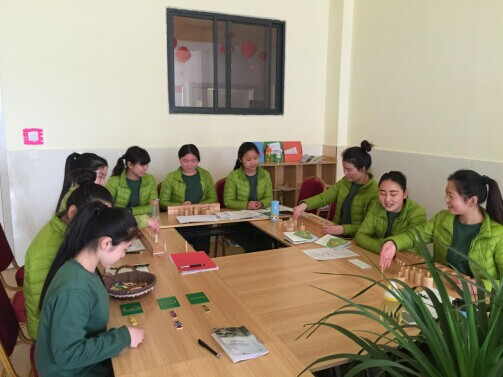 汝州市海天幼儿园2月份学习日常教学活动的总结