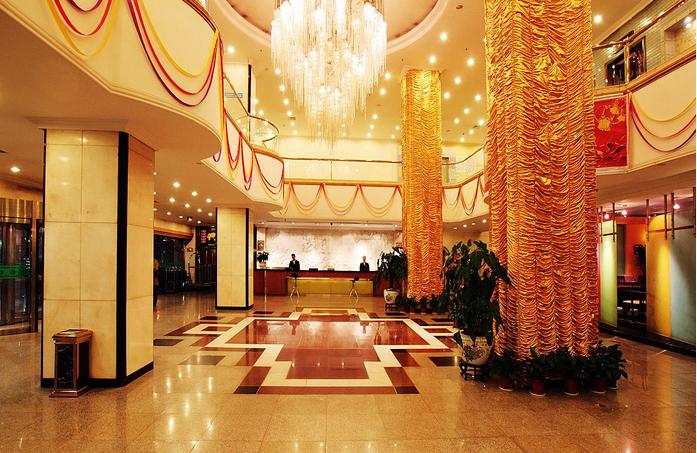 牡丹宾馆加盟