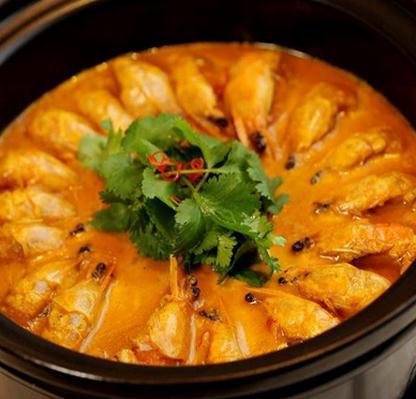 蝦囧蝦火鍋
