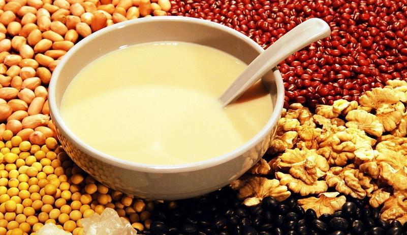 谷尚五谷豆漿