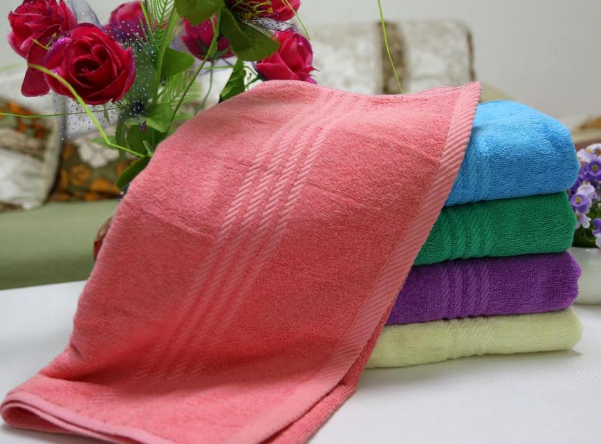 彩虹飞毛巾