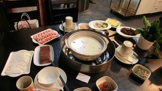 捞王锅物料理