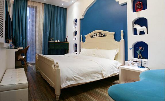 如何加盟爱舍空间主题概念酒店?