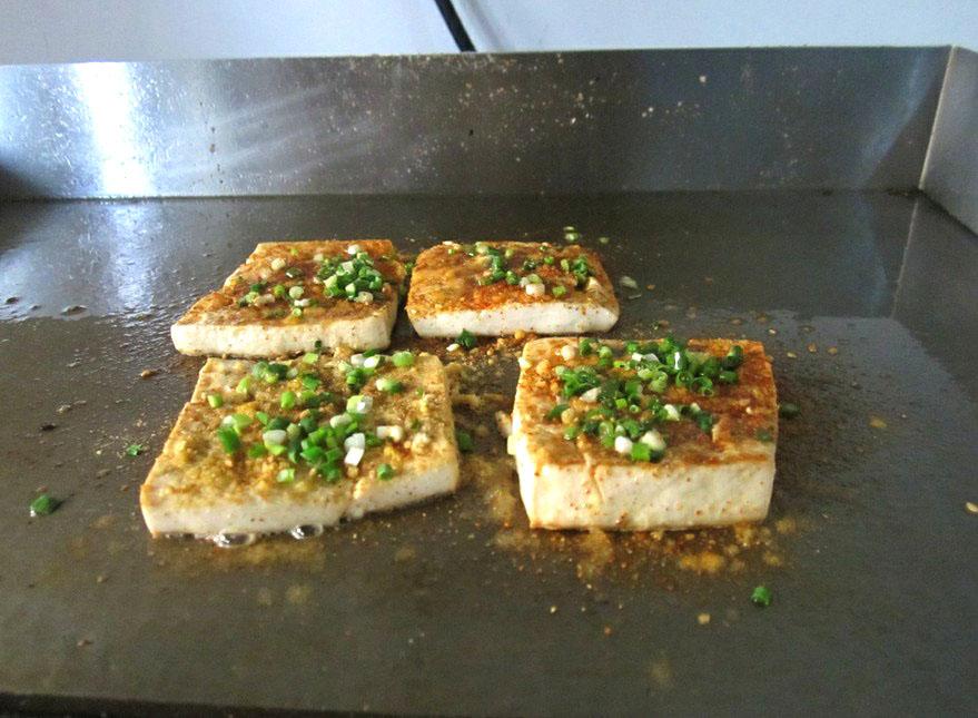 王師傅鐵板豆腐