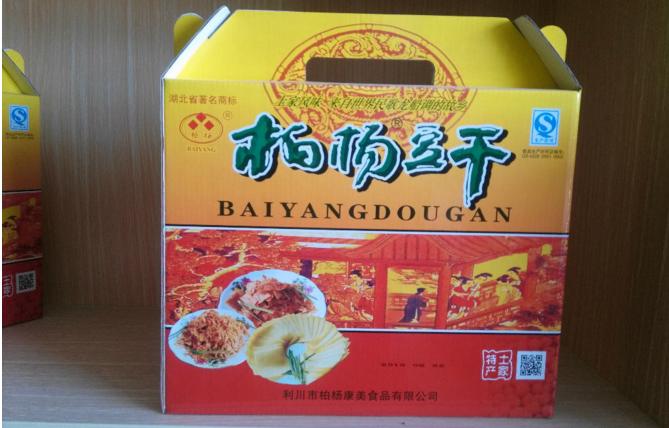 柏杨豆干食品