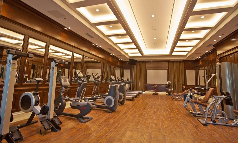 健身加盟一年能赚多少_小型健身房品牌资讯
