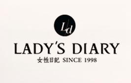 女性日记服饰