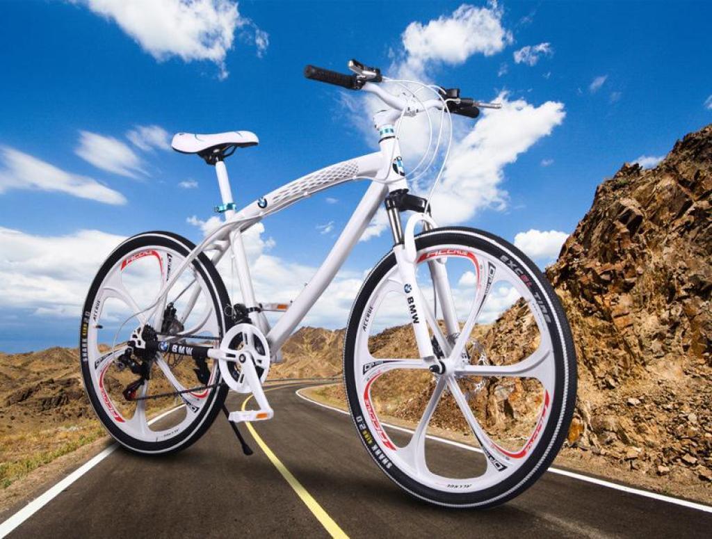 寶馬自行車