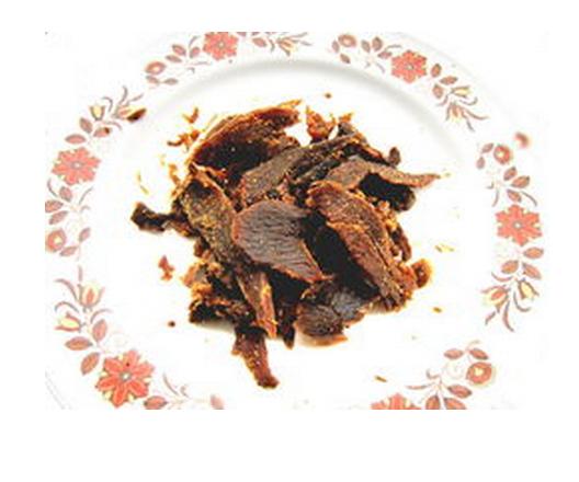 可可西里牦牛肉干