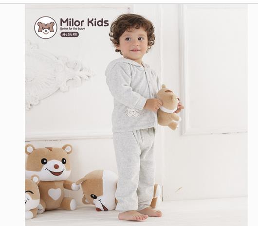 米乐熊童装