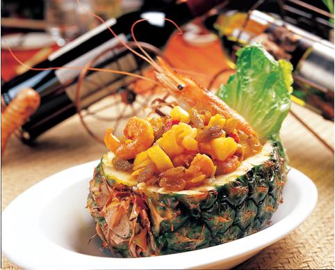 清迈府泰国料理