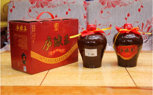 庐陵王黄酒