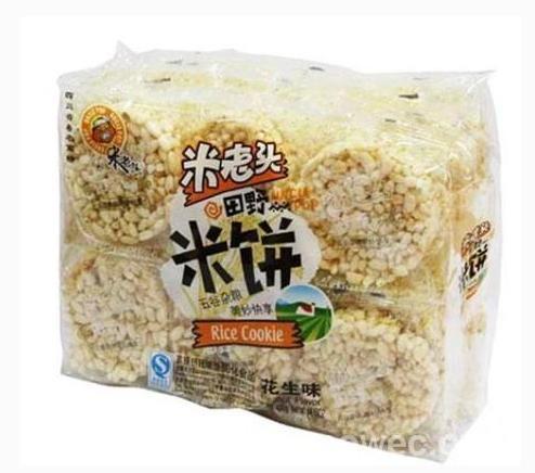 米老头休闲食品