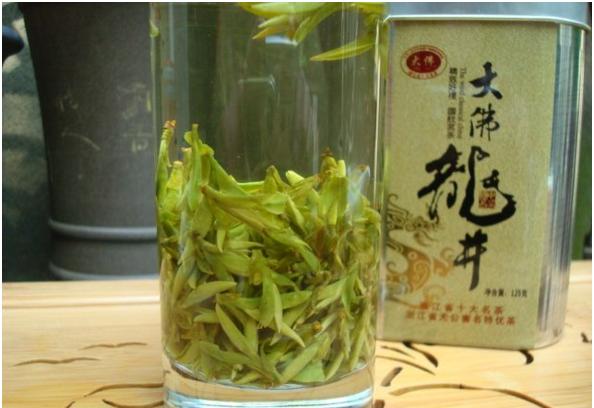 大佛龙井茶