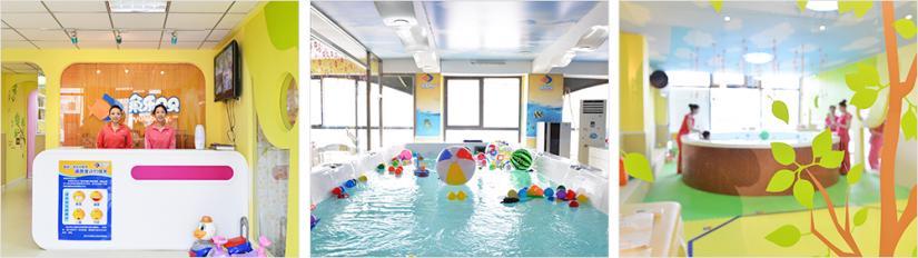 魚樂貝貝嬰幼兒游泳館加盟