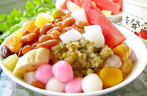 尝遍台湾十大美食小吃图片