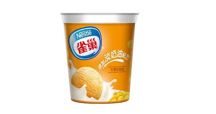 雀巢冰淇淋加盟优势