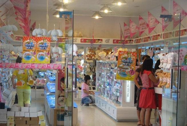 贝贝熊母婴店加盟连锁多少钱