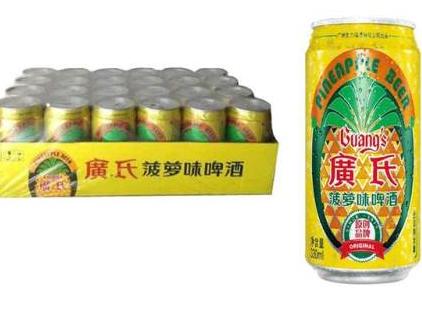 广氏菠萝啤