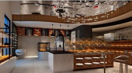 面包烘焙设备