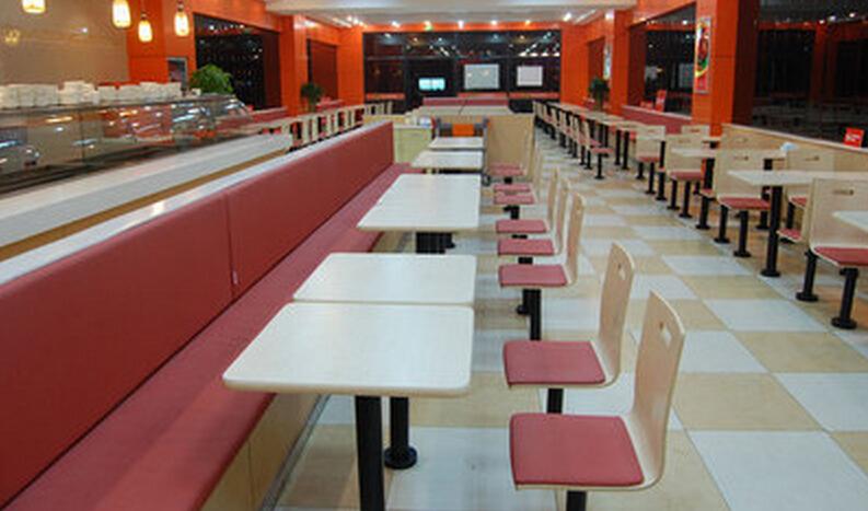 中式快餐加盟店装修费要多少钱