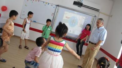 美国学乐儿童英语品牌竞争优势