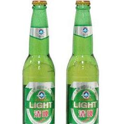 青岛啤酒清啤