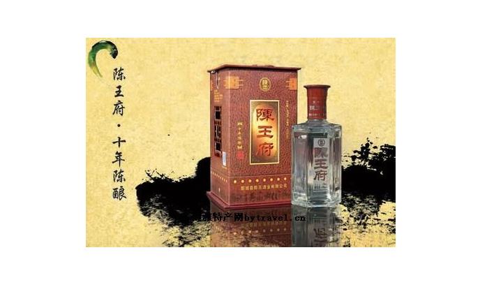 鄄城陈王酒