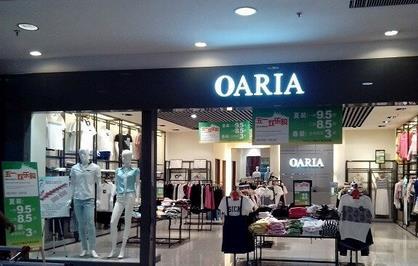 oaria女装