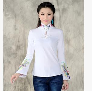 绣花民族风女装
