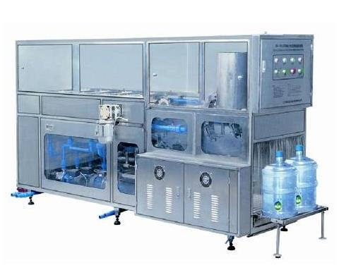 新九洲桶装水设备