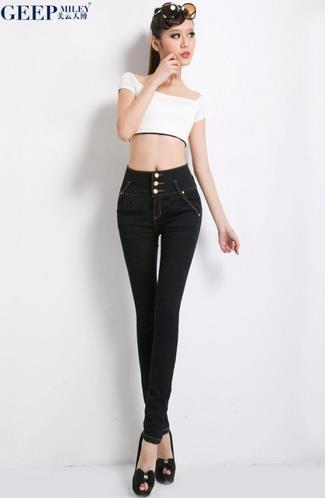 GEEPMILEY牛仔裤