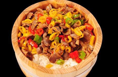 木桶饭加盟店排行榜no2:广州市木桶饭餐饮连锁公司
