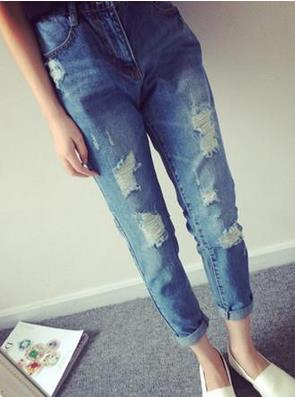 BXJ牛仔裤
