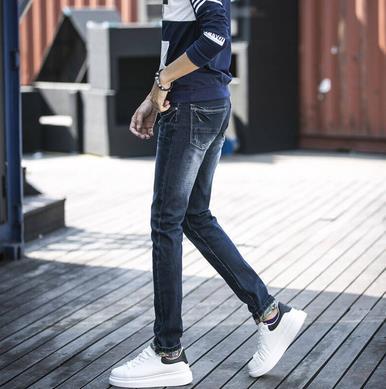 LEEPUS牛仔裤