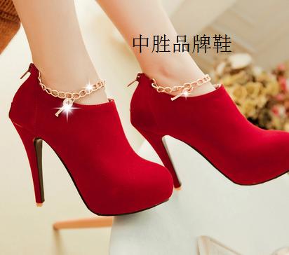 中胜品牌鞋