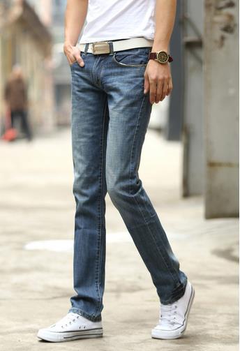 BOXIJUE牛仔裤