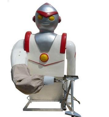 力诺刀削面机器人