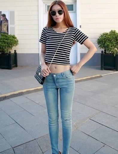 CSM牛仔裤