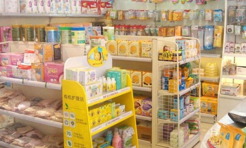 爱特孕婴店加盟
