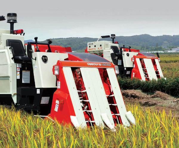 现代农业装备