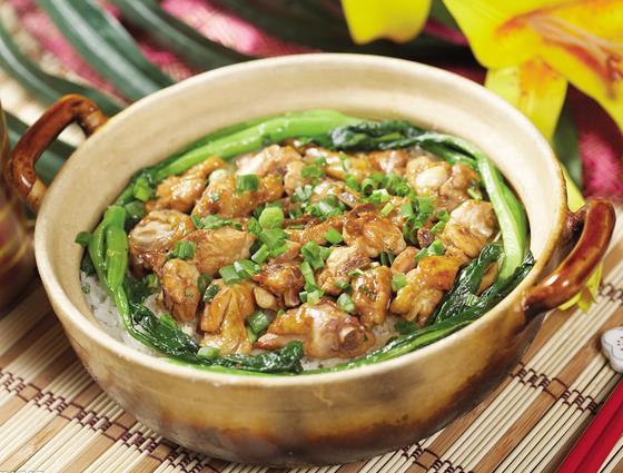 遇仙缘中式快餐