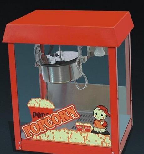 爆米花机器